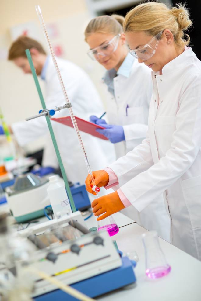 Profesjonalne labolatorium
