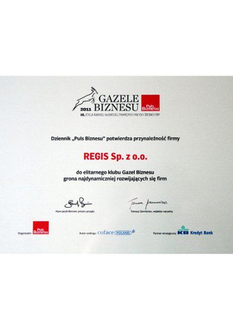 Smakovita - nagroda gazela biznesu
